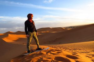 Morocco Sandboarding Merzouga