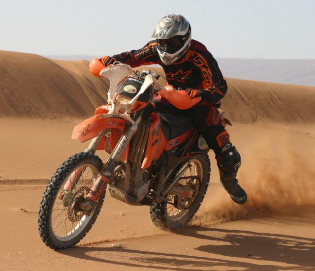 merzouga KTM4