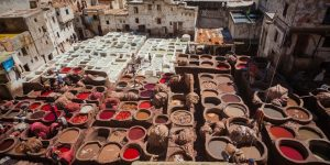 Tanneries-of-Fes-Morocco