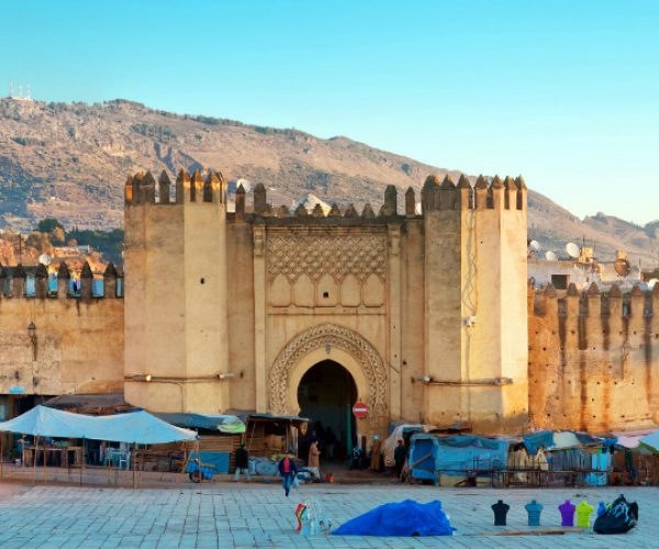 3 days Desert Tours From Fes
